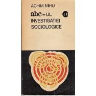 Abc-ul investigatiei sociologice, vol. II - Achim Mihu