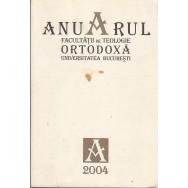 Anuarul facultatii de teologie ortodoxa, Universitatea Bucuresti - Colectiv