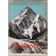 Baltoro ein Himalaya-buch - Gunter Oskar Dyhrenfurth