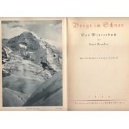 Berge im Schnee das Winterbuch - Luis Trenker