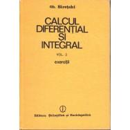 Calcul diferential si integral, vol. II - Gh. Siretchi