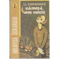 Canuta, om sucit - I. L. Caragiale