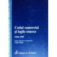 Codul comercial si legile conexe - *