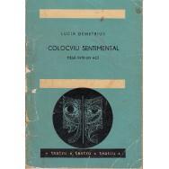 Colocviu sentimental - Lucia Demetrius