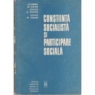 Constiinta socialista si participare sociala - Colectiv