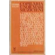 Copilaria unor mari muzicieni - Theodor Balan