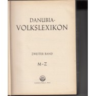 Danubia volkslexikon, vol. II (M-Z) - colectiv