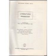Dictionar istoric critic literatura franceza - Angela Ion