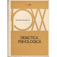 Didactica psihologica - H. Aebli