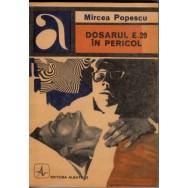 Dosarul e.20 in pericol - Mircea Popescu