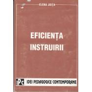 Eficienta instruirii - Elena Joita