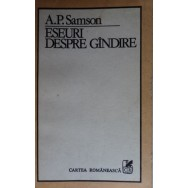 Eseuri despre gindire - A. P. Samson