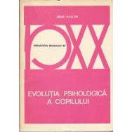 Evolutia psihologica a copilului - Henri Wallon
