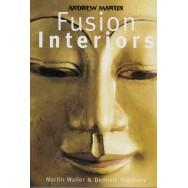 Fusion interiors (engleza) - Martin Waller, Dominic Bradbury