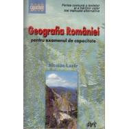 Geografia Romaniei pentru examenul de capacitate - Nicolae Lazar