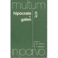 Hipocrate, Galen - Gh. Bratescu, C. Sandulescu