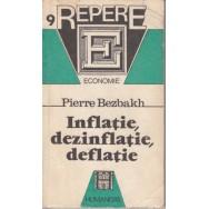 Inflatie, dezinflatie, deflatie - Pierre Bezbakh