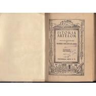 Istoria artelor, vol. I, II - Hendrik Van Loon