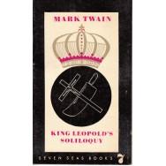 King Leopold's Soliloquy - Mark Twain