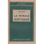 La morale antique - Leon Robin