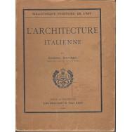 L'architecture italienne (contine 64 planse) - Gabriel Rouches