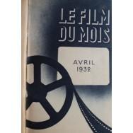 Le film du mois (avril, mai, juin, 1900, septembre, octobre, decembre, janvier, fevrier) - colectiv