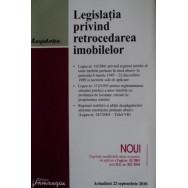 Legislatia privind retrocedarea imobilelor - colectiv