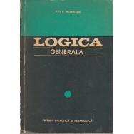Logica generala - Ion V. Mesarosiu