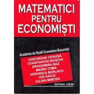 Matematici pentru economisti - colectiv