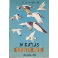 Mic atlas ornitologic - Dimitrie Radu