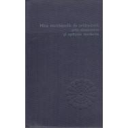 Mica enciclopedie de arhitectura, arte decorative si aplicate moderne, contine imagini - Paul Constantin