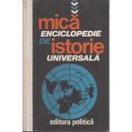 Mica enciclopedie de istorie universala - Marcel Popa, Horia Matei