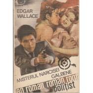 Misterul narcisei galbene - Edgar Wallace