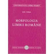Morfologia limbii romane - Ion Toma