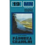 Muntii Padurea Craiului (contine harta) - Sever Bordea