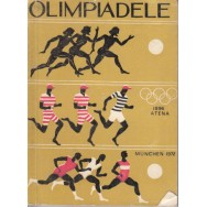 Olimpiadele 1896 Atena-Munchen 1972 - *
