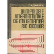 Olimpiadele internationale de matematica ale elevilor - I. Cuculescu