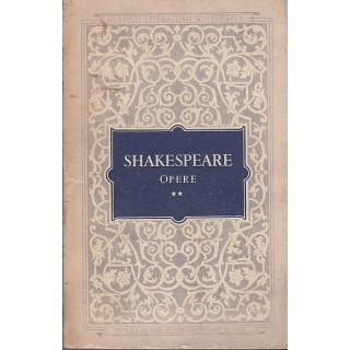 Opere, vol. II - William Shakespeare