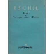 Persii, Cei sapte contra Thebei - Eschil