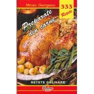 Preparate din carne, 333 retete - Mircea Georgescu