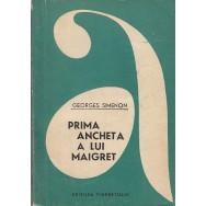 Prima ancheta a lui Maigret - Georges Simenon