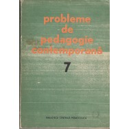 Probleme de pedagogie contemporana, 7 - Colectiv