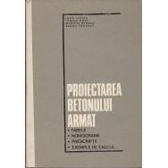 Proiectarea betonului armat - I. Tertea, T. Onet, M. Beuran, V. Pacurar