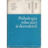 Psihologia educatiei si dezvoltarii - Colectiv