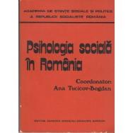 Psihologia sociala in Romania - Ana Tucicov-Bogdan