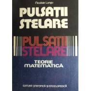 Pulsatii stelare, teorie matematica - Nicolaie Lungu