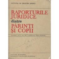 Raporturile juridice dintre parinti si copii - Ion Filipescu, Otilia Calmuschi
