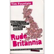 Rude britannia (engleza) - Tim Fountain