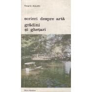 Scrieri despre arta, Gradini si ghetari - Rosario Assunto