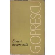 Scrieri despre arta - George Oprescu
